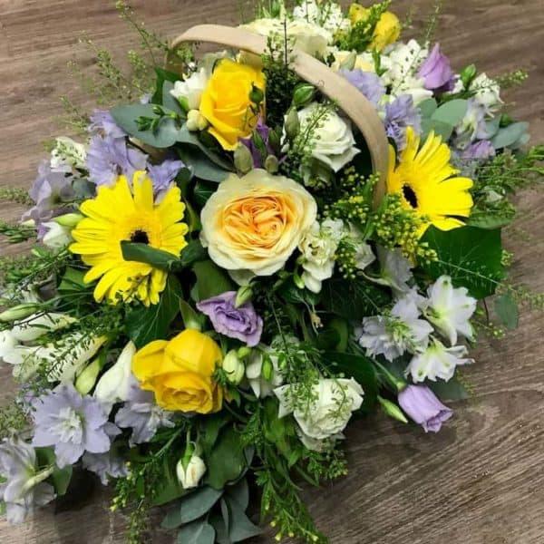 Flower Basket To Go