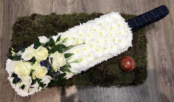 Custom Funeral Flower Arrangement