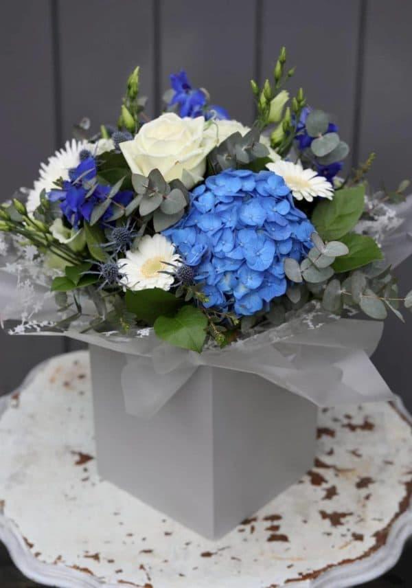 Flower Bouquet To Go