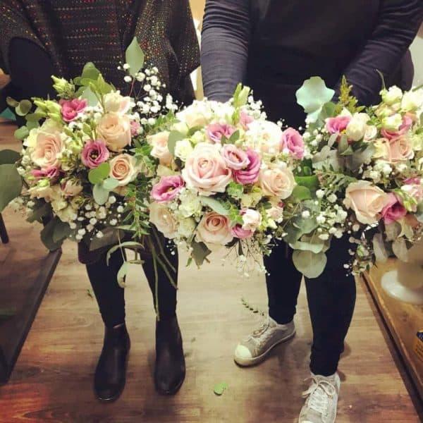 Bespoke Wedding Flower Workshop