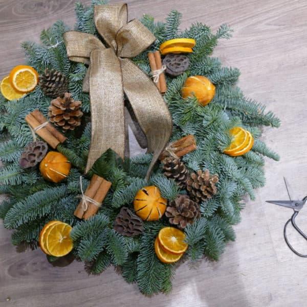 Christmas Flowers & Wreaths