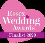Essex Wedding Awards Finalist 2020
